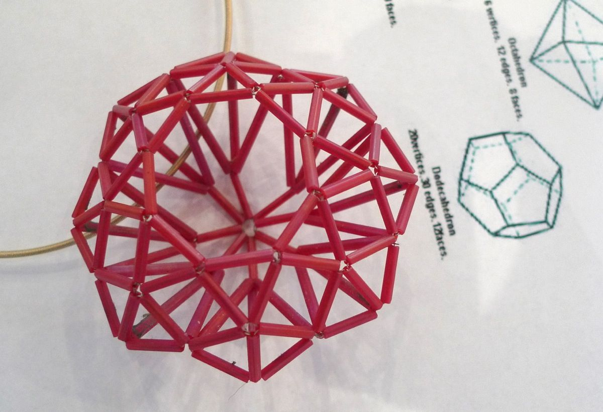 Polyhedral Beading | Institute For Figuring