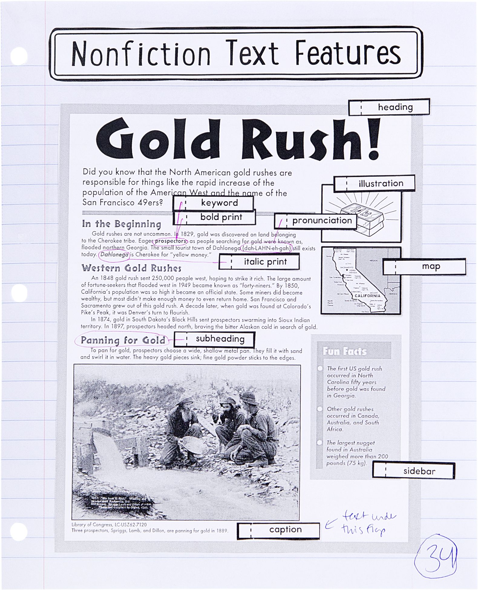 New Interactive Notebook Templates Include Practice Of