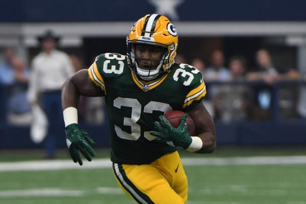 Fantasy Football Green Bay Packers Rb Aaron Jones Out For 3 6 Weeks Green Bay Packers Fantasy Football