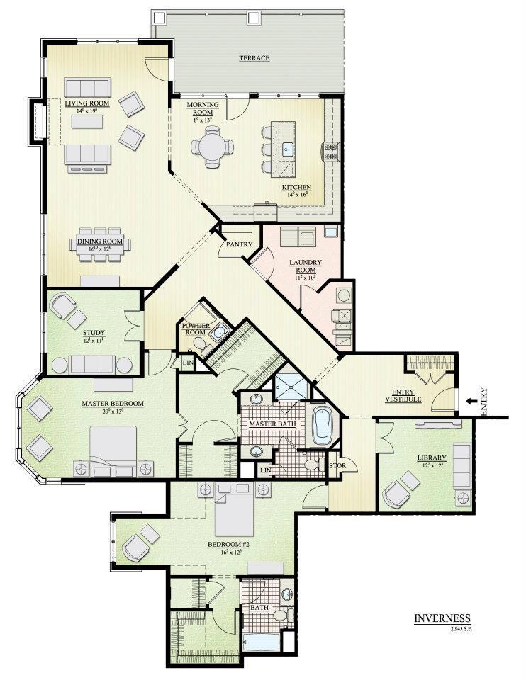 Floor Plans And Pricing планировки