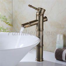 Retro Hoch Bad Einhebelmischer Wasserhahn Armatur Waschtisch
