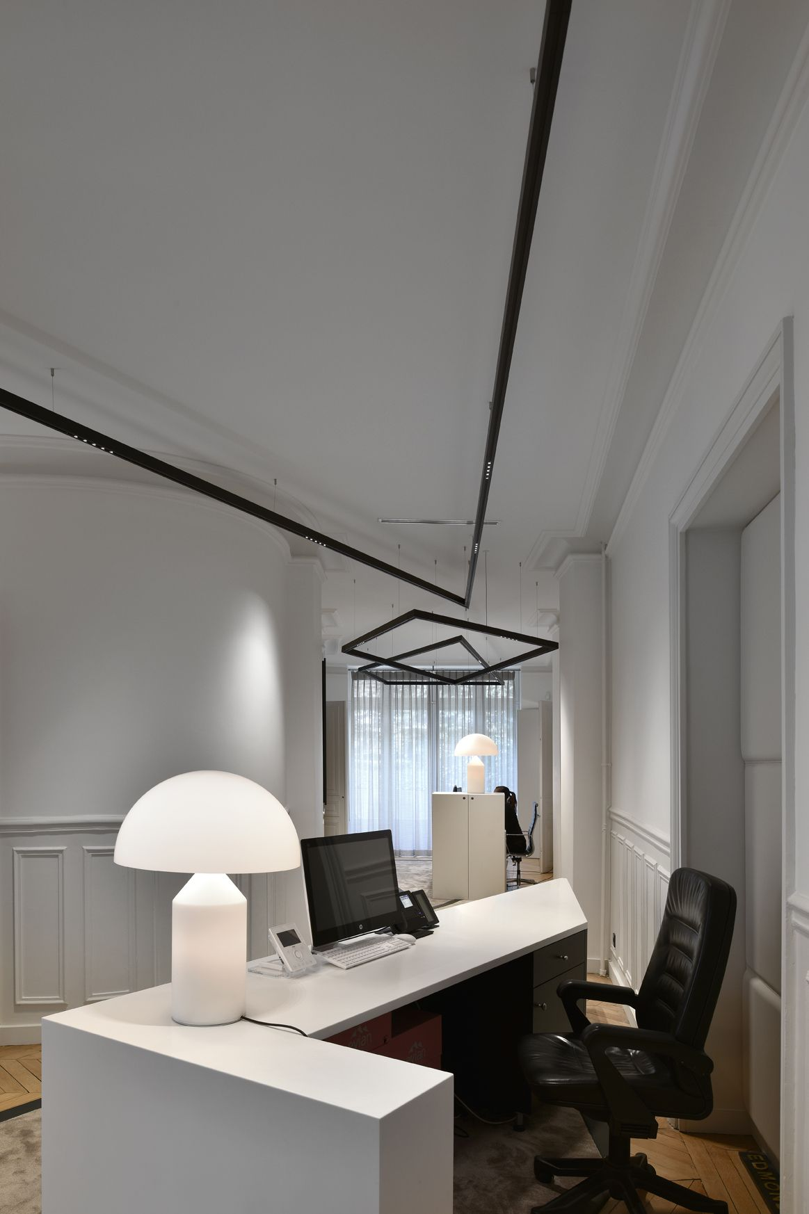 kreon lighting. Kreon Tools Of Light Is A Trendsetting Lighting Manufacturer Which Approaches From An Architectural Perspective.