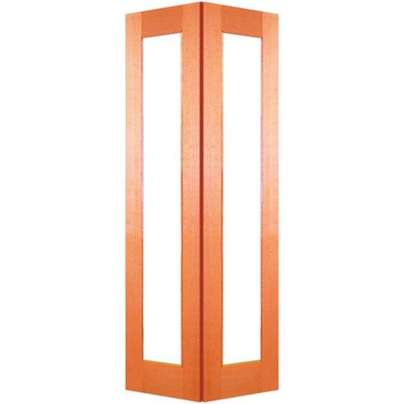 Woodcraft Doors 2040 x 820 x 35mm 1 Lite Clear Safety