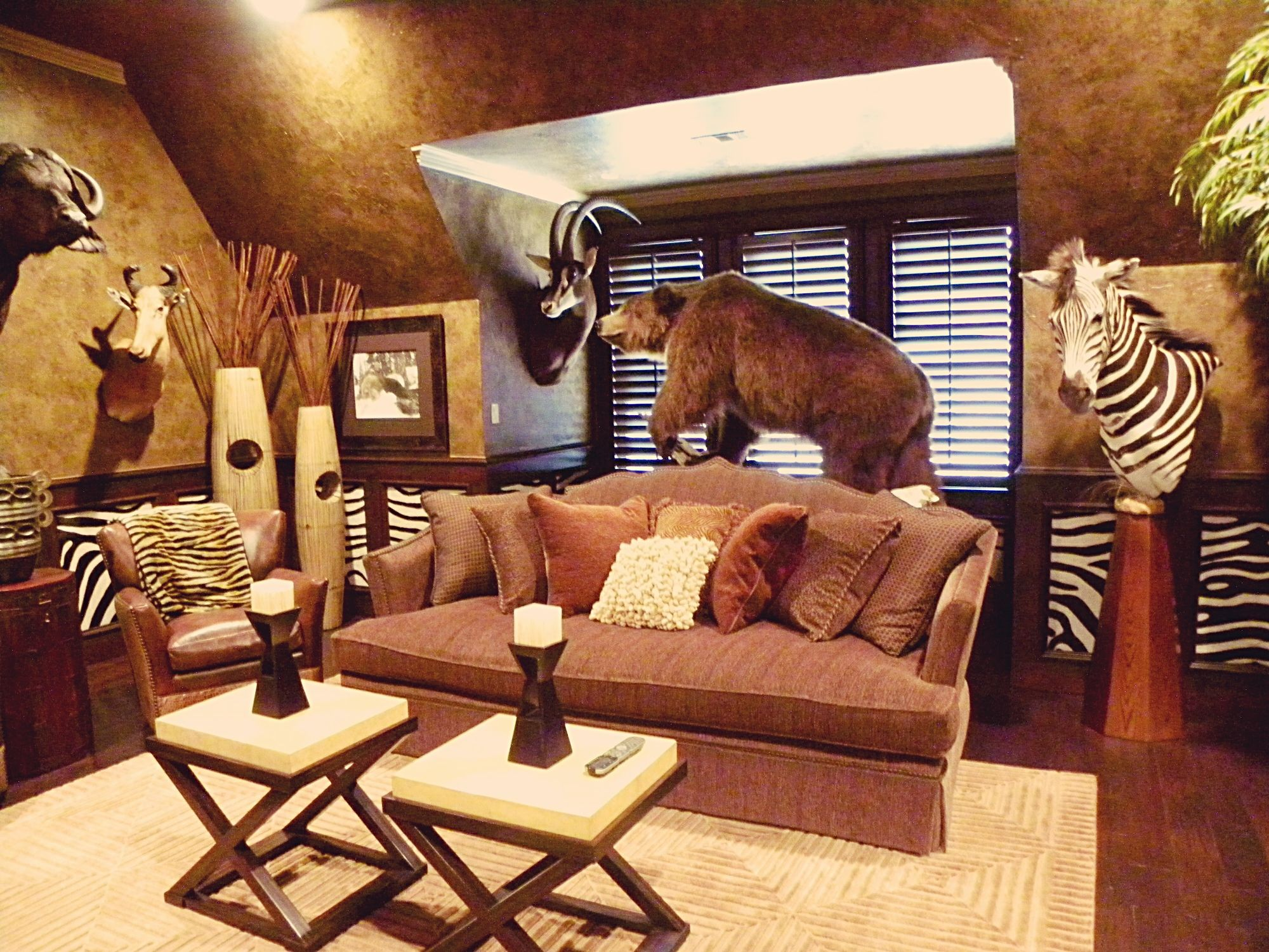 Trophy Room Man Cave Def Having This For My Hubby So All