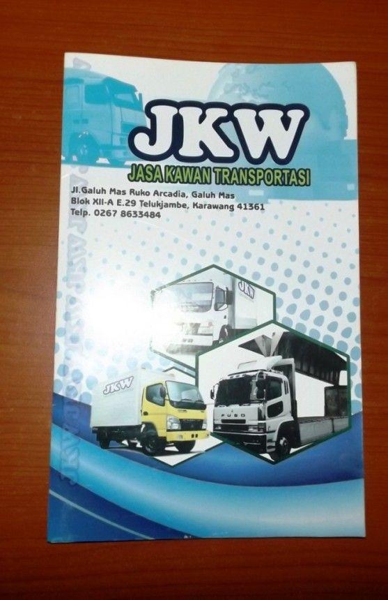 Company Profile Perusahaan Transportasi Dan Forwarding Jkw Company