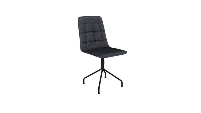kare 79047 swivel chair city spirit grey drehstuhl city spirit grey 3d warehouse esszimmer