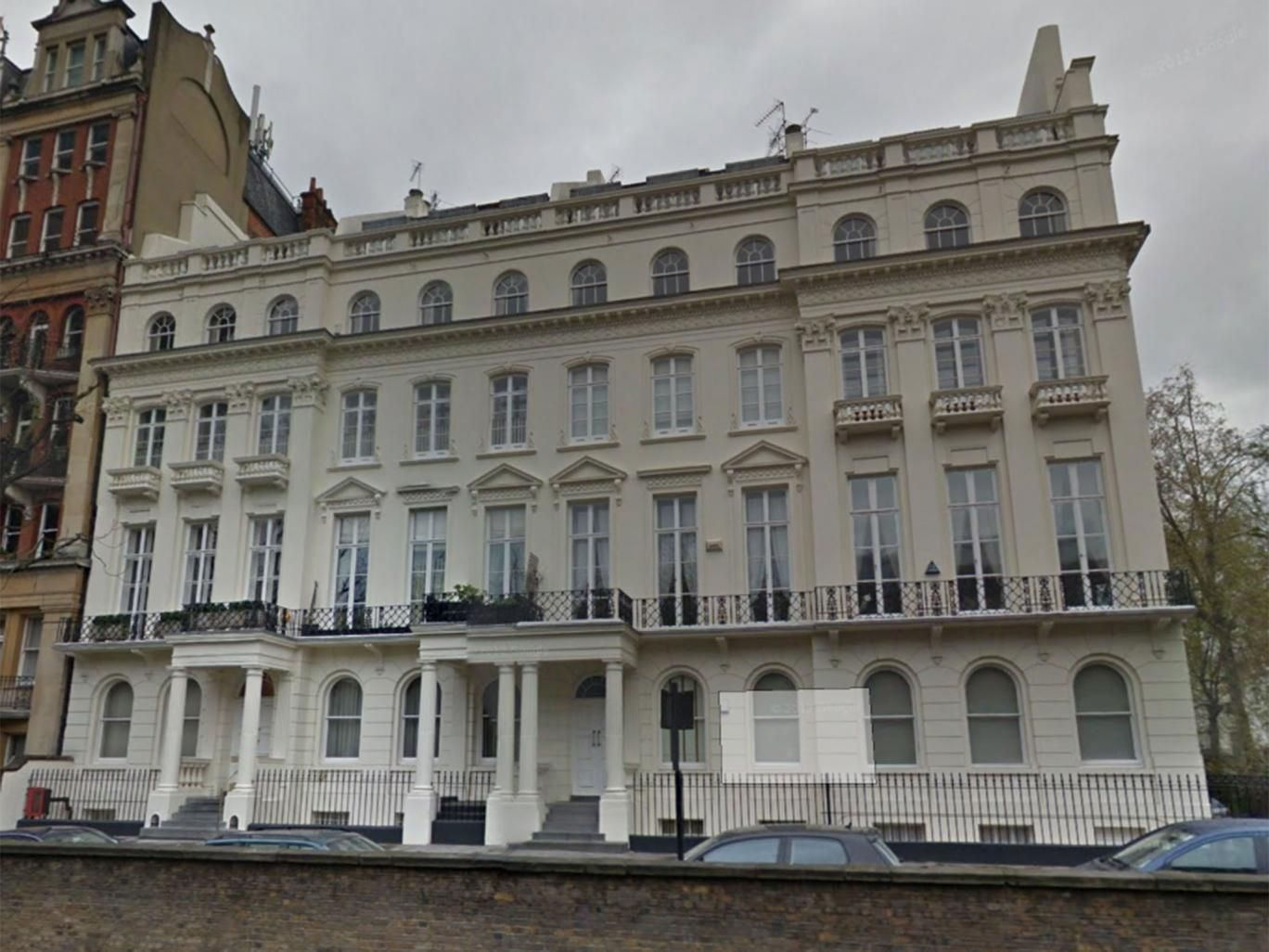 A Hyde Park Mansion Could Become Britain S Most Expensive Home After 280m Bid Expensive Houses Mansions London Property