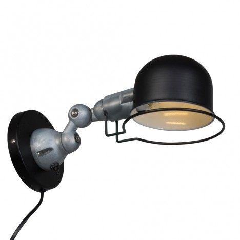 Stoere wandlampen Jip
