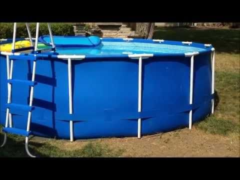 How To Patch And Repair A Leaking Pool Http Www Thehowto Info How To Patch And Repair A Leaking Pool Above Ground Pool Liners Pool Liners Above Ground Pool