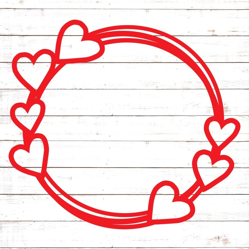 Download Love With Heart in 2020   Free valentine svg files ...
