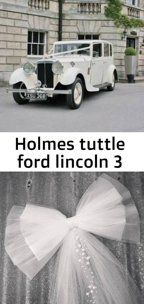 Holmes tuttle ford lincoln 3 #decorationeglise Holmes Tuttle Ford Lincoln Pew en tulle plus de 20 couleurs décor église Pew Pew en | Etsy Wedding Car Decoration Idea Beautiful Indian Wedding Car Decoration Ideas that are Fun and Trendy #decorationeglise