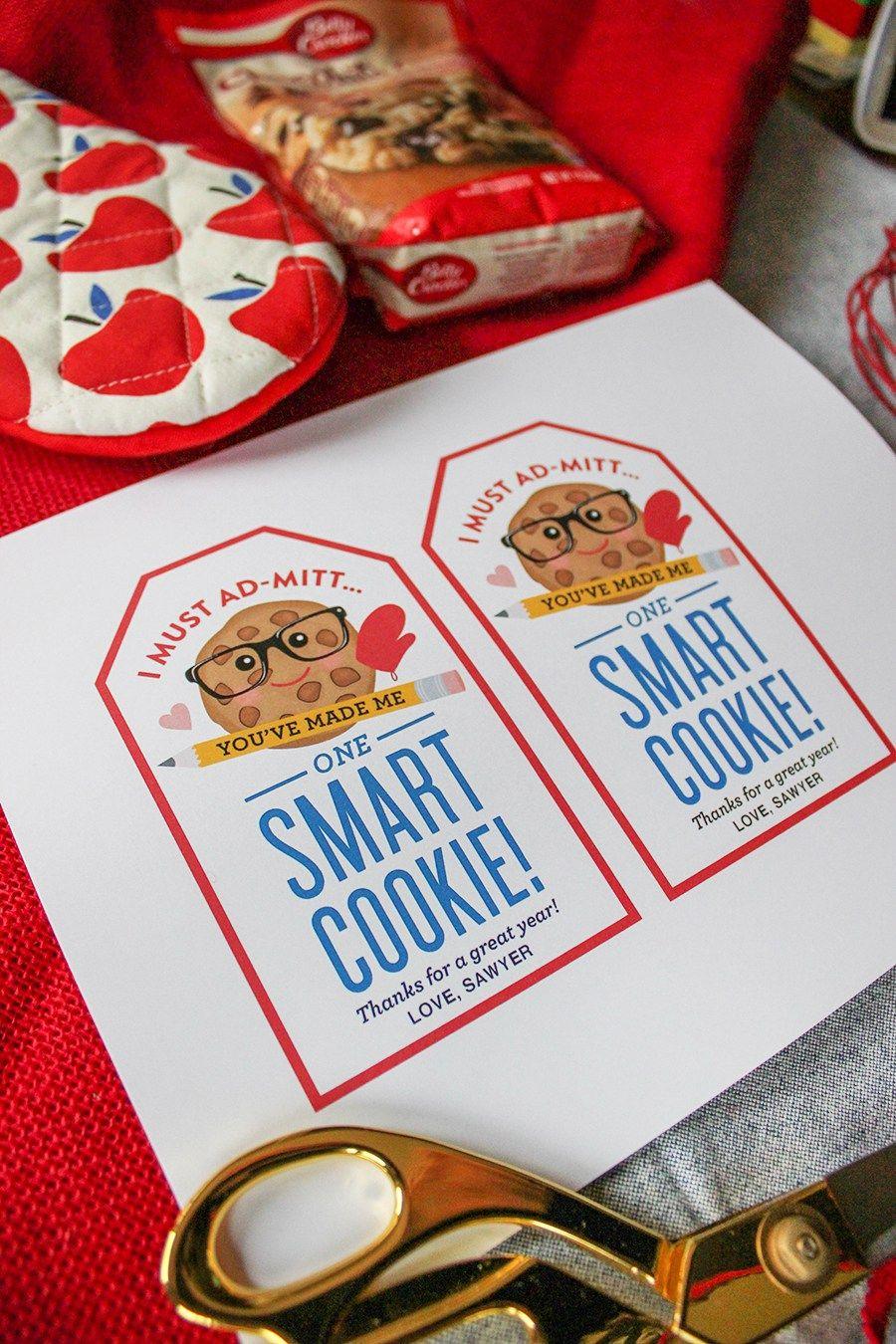 teacher gift idea teacher appreciation smart cookie oven mitt gift idea oven mitt teacher appreciation smart cookie