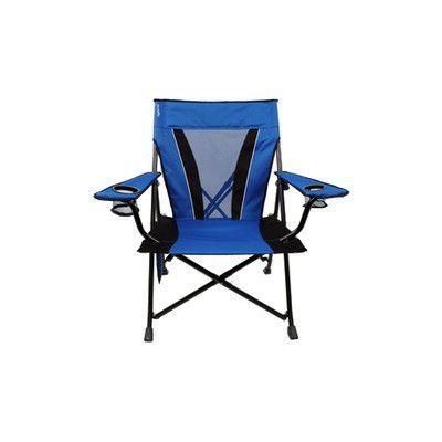 Freeport Park Brinton Xxl Dual Lock Folding Camping Chair Best