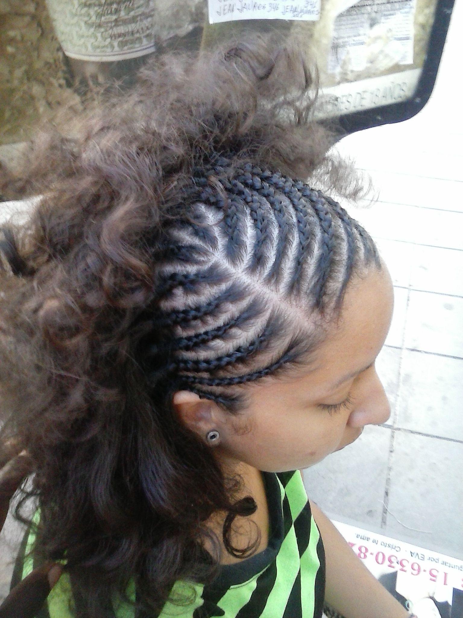 Front Head Cornrows Hair Styles Hair Styles Cornrows