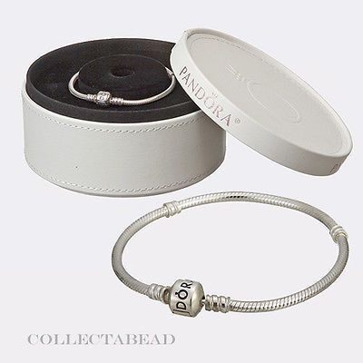 "Authentic Pandora Sterling Silver Bracelet With Pandora Lock 7.5"" Travel Box  https://t.co/EC7ExOU4gd https://t.co/OSgsLxjC95"