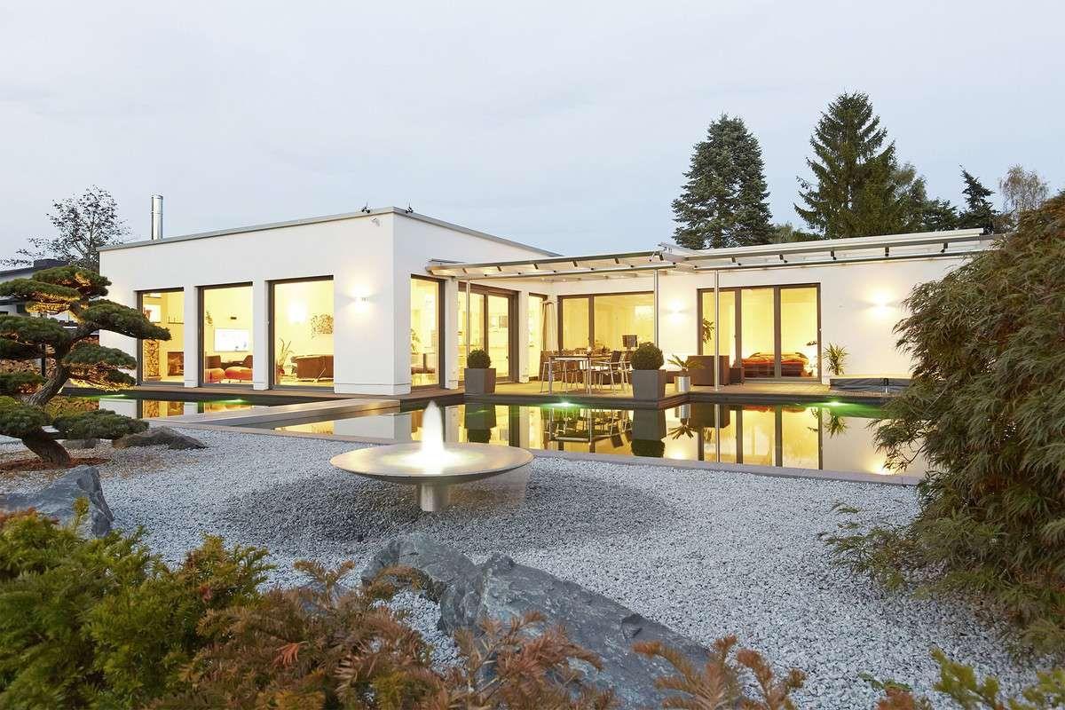 Kleine Häuser für Paare und Singles Haus bungalow