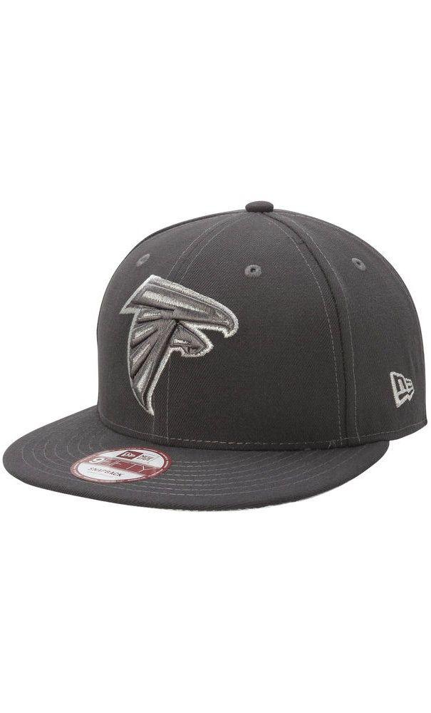 6af272dfe52 NFL Men s Atlanta Falcons New Era Graphite Series Gunner 9FIFTY Snapback  Adjustable Hat - NFL
