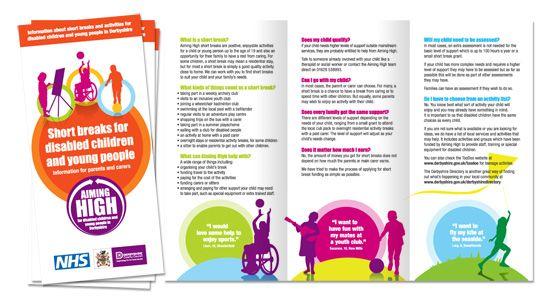 Leaflet Design Print Design Mail Design Advertising Leaflet