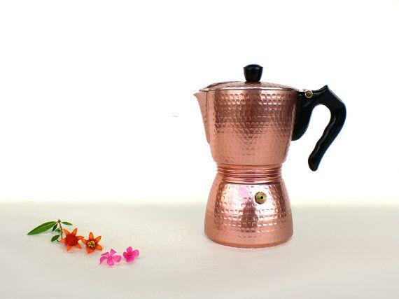 Italian Coffee Pot Espresso Maker Irmel NOVA By KabubaStore