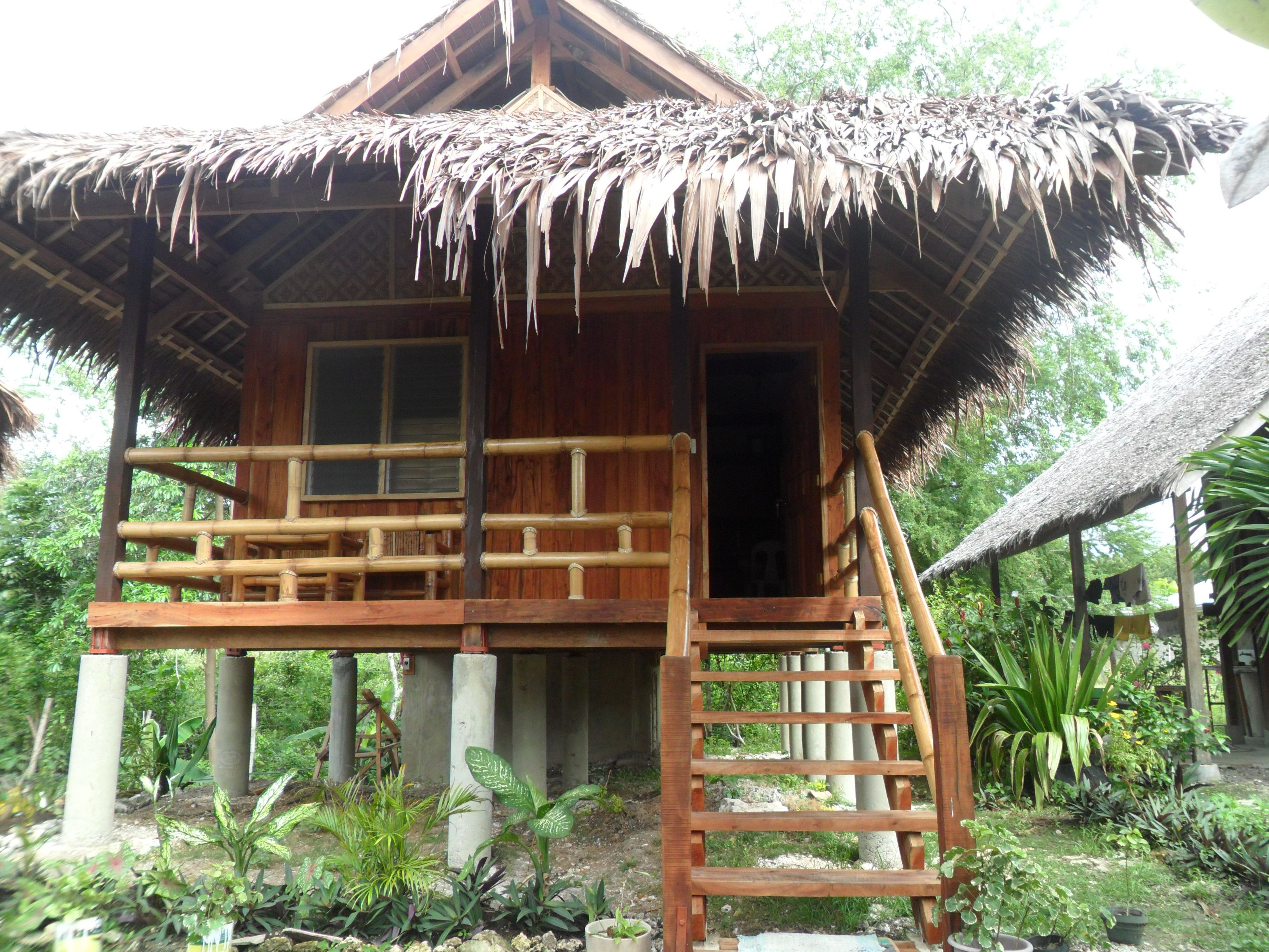 House design nipa hut - 30 Bamboo Houses For A Totally Relaxed Style Bamboo Tree House And Tree Houses