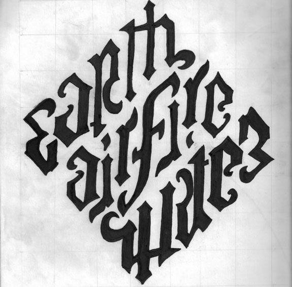 ambigram tattoo next ink pinterest. Black Bedroom Furniture Sets. Home Design Ideas