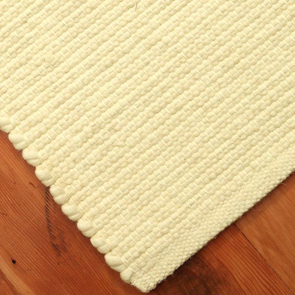 Ebay 8x10 Ivory 100 Natural Wool Area Rug