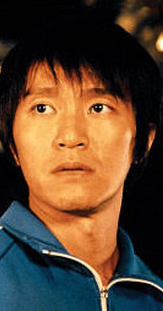 Stephen Chow Actor Kung Fu Stephen Chow Was The Only Boy Of His Family And Has Grown Up As A Bruce Lee Fa Stephen Chow Shaolin Soccer Best Supporting Actor