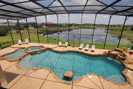 Formosa Gardens Orlando Star Lake Manor Large Pool And Spa With View
