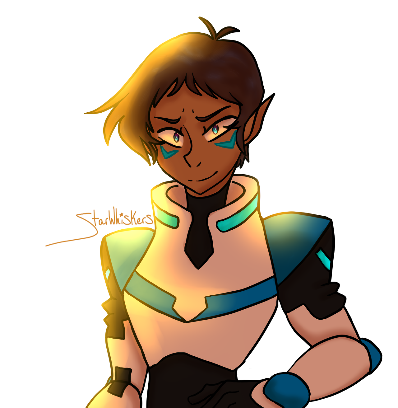 [shows up late to the altean lance bandwagon with starbucks]