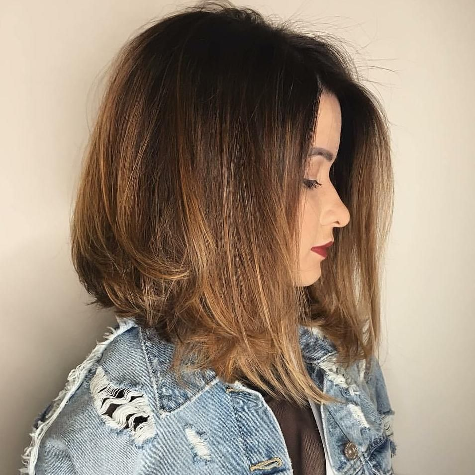 Pin by jenny lynn on hairustyle pinterest bobs and hair style