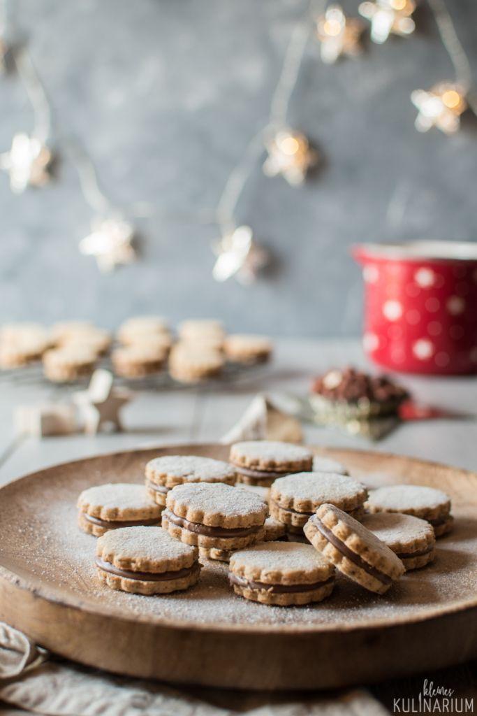 Nuss-Nougat-Plätzchen – Kekse