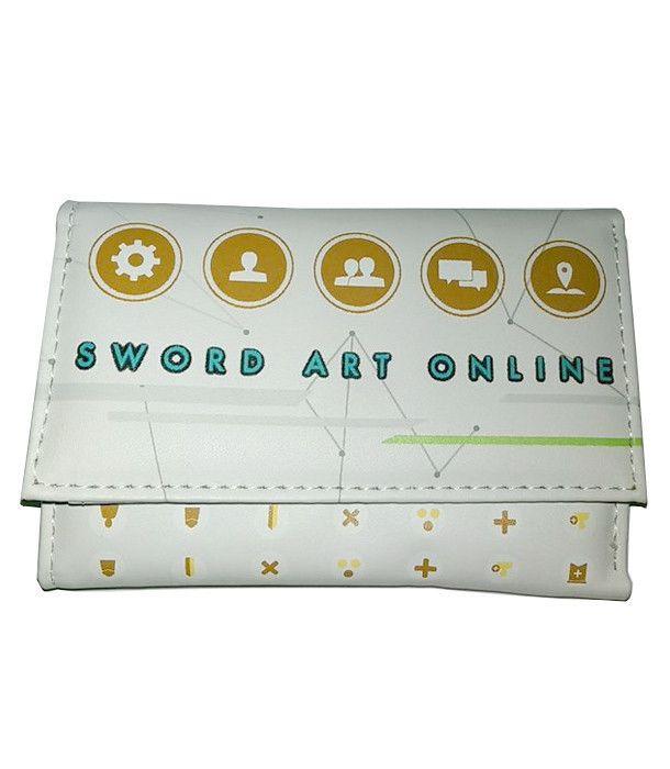 Sword Art Online - Menus White Wallet