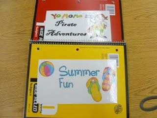 """Work on Writing--- more """"themed"""" classroom journal ideas"""