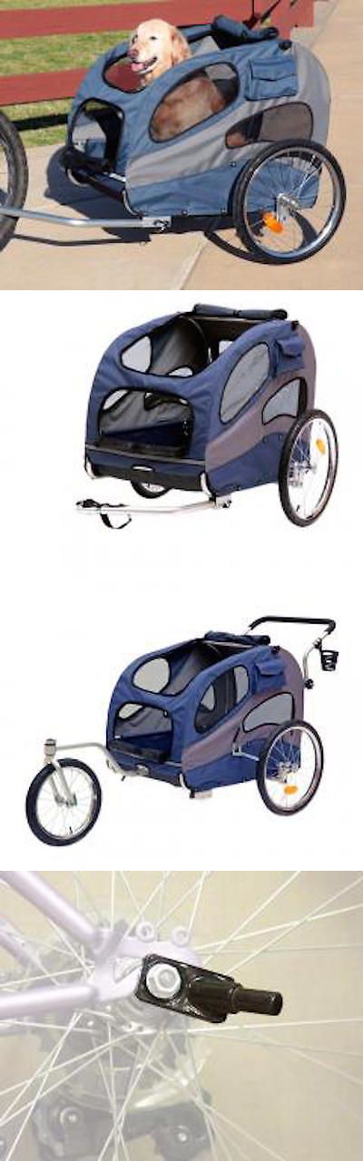 Bike Baskets And Trailers 46453 Trackr Houndabout Ii Pet Bicycle