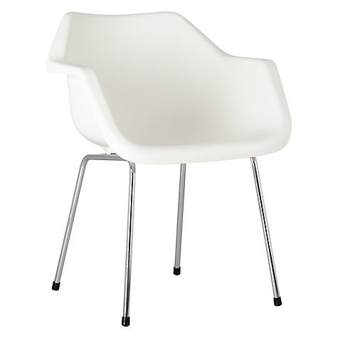 buy robin day polypropylene armchair online at johnlewis com