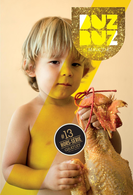 BUZBUZ #13  Le magazine qui vous dit tout sur tout