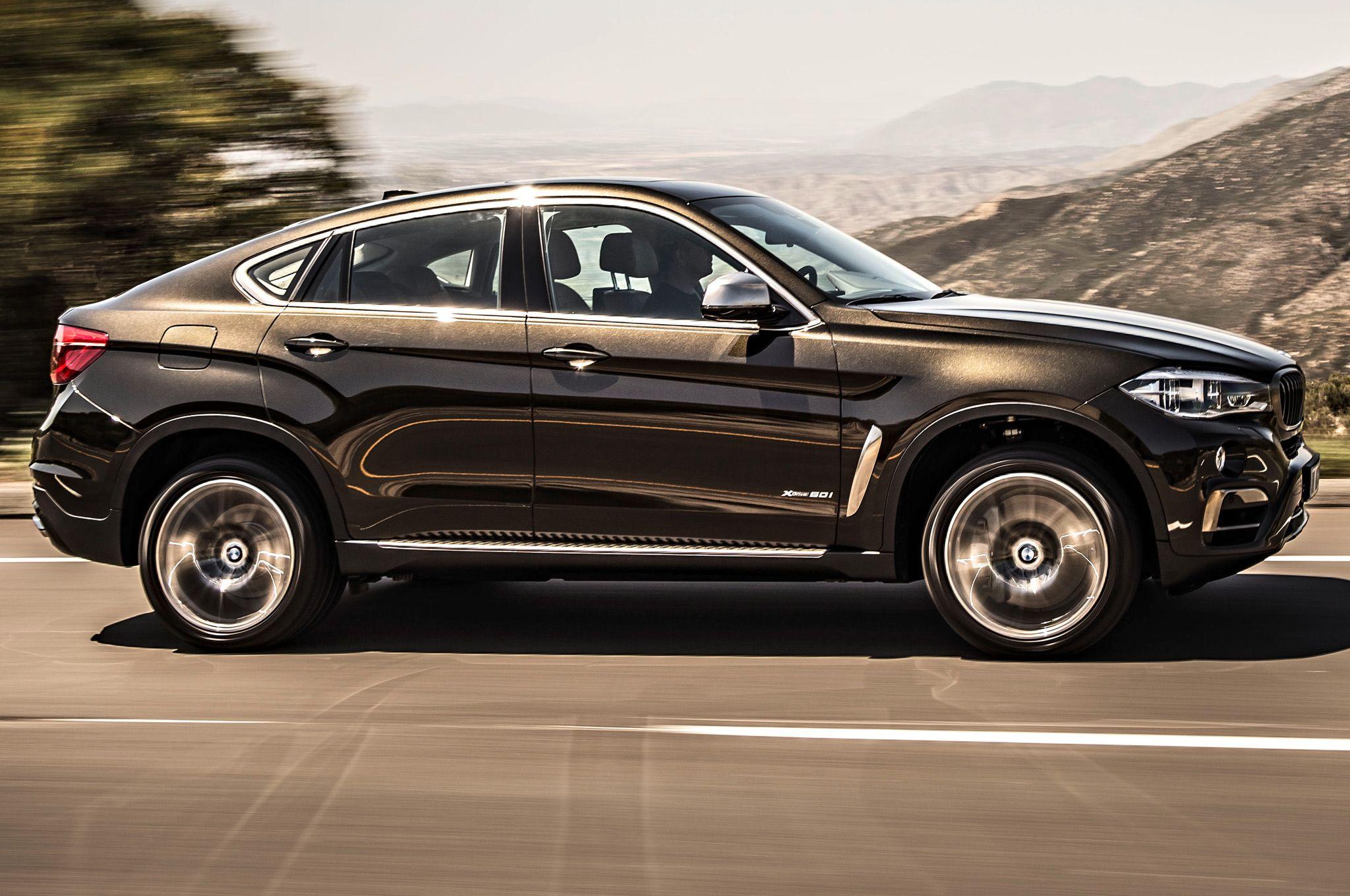 Best Car BMW X6 Reviews In LA Auto Show USA 2015