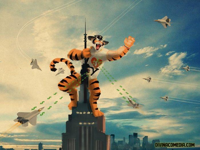 NUEVA YORK: LA CAPITAL DEL INMUNDO MUNDO