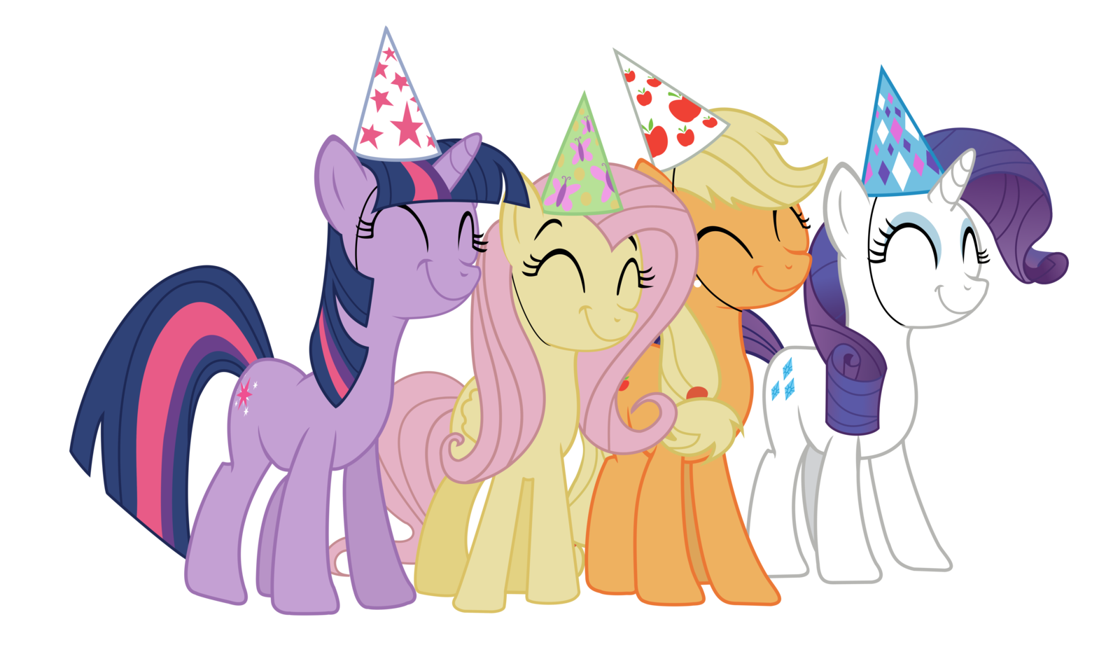 Group Smile By Stricer555 On Deviantart My Little Pony Party Little Pony Party Pony Party