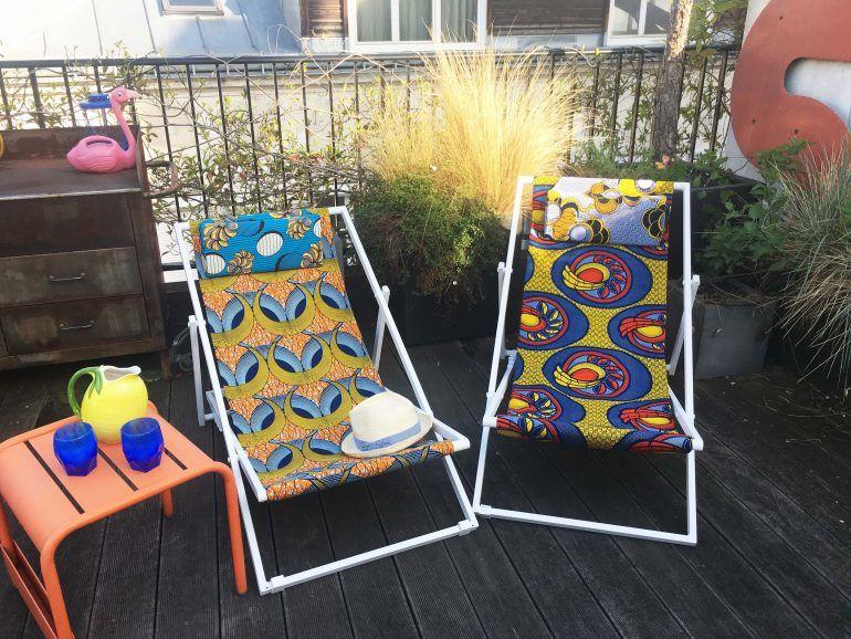 Nos inspirations pour une terrasse colorée | Estilo africano ...