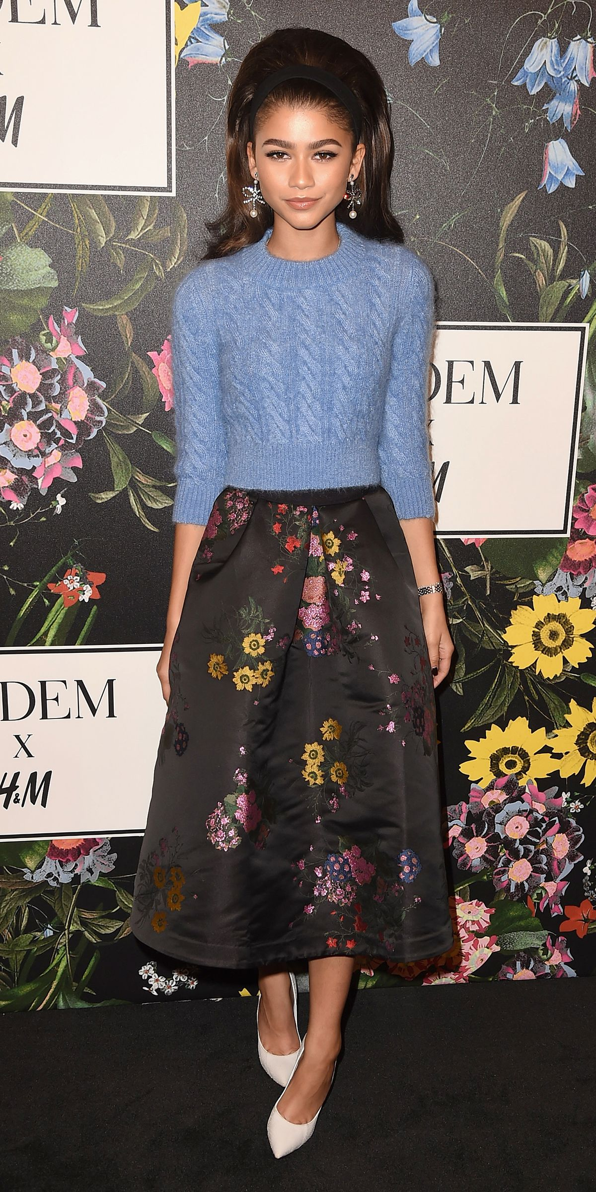The Erdem x H&M Runway Show Descended Upon Hollywood | Who