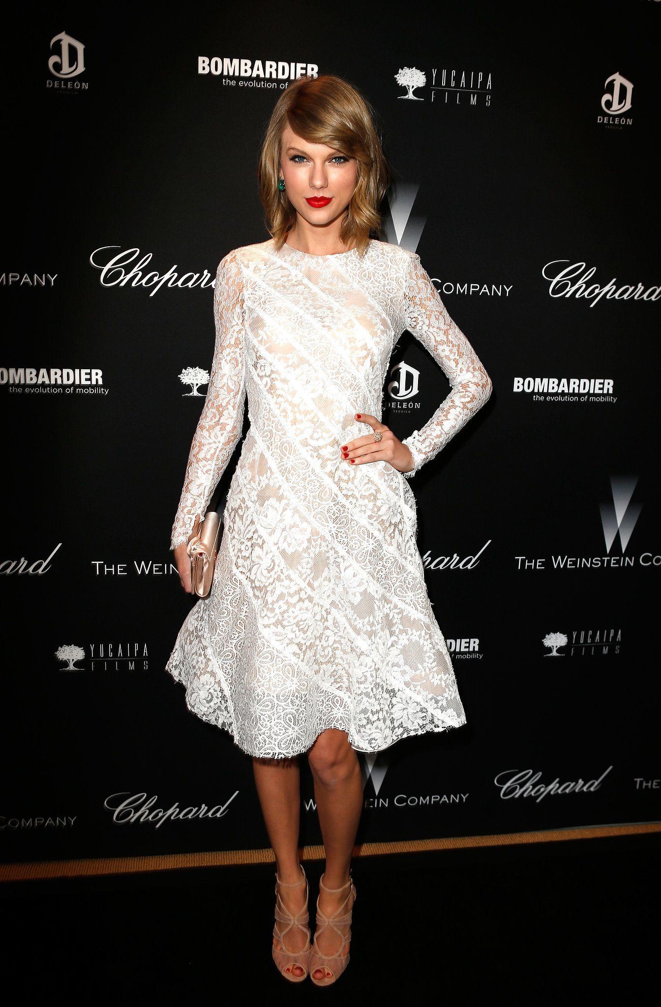 Taylor Swift | Oscar de la Renta, Swift and De...