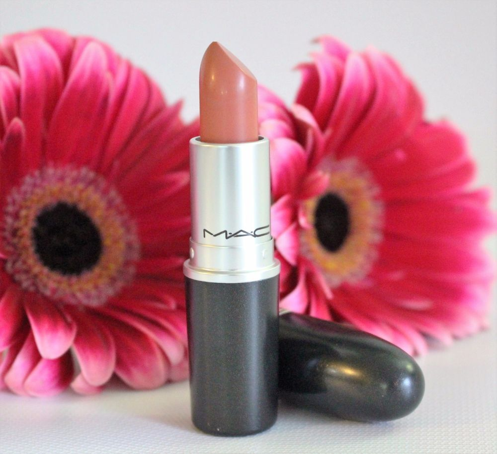 Mac cosmetics matte lipstick 010 oz velvet teddy