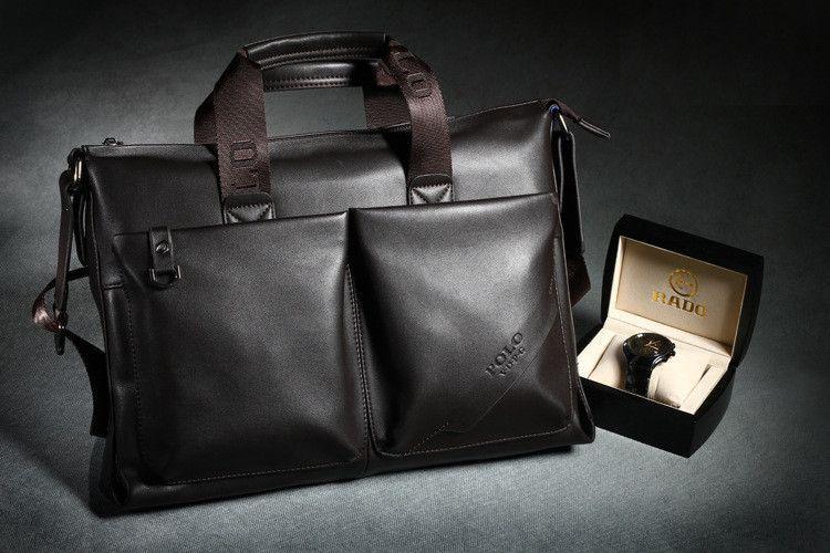 c9c72cc9102e1 Quality Men Bags Casual Men Handbags Pu Leather Male Crossbody Bag Men s  Travel Messenger Bags Laptop Briefcase for Men HQB1120