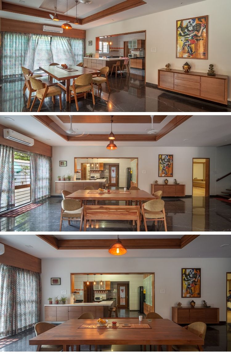 Contemporary house with  simple layout avasiti design apartment interior room indian also bungalow magnolia ideas pinterest rh