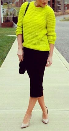 I have this same colored sweater!