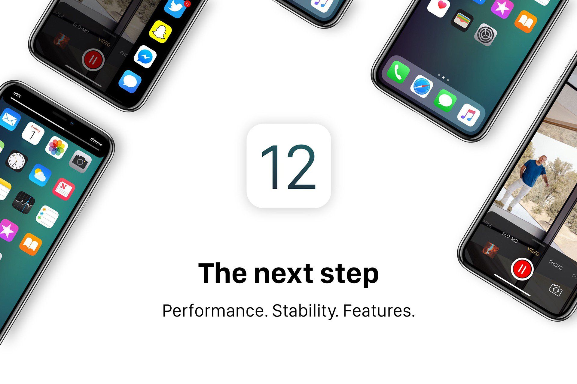 This iOS 12 Concept Imagines a Guest Mode, iPhone Split