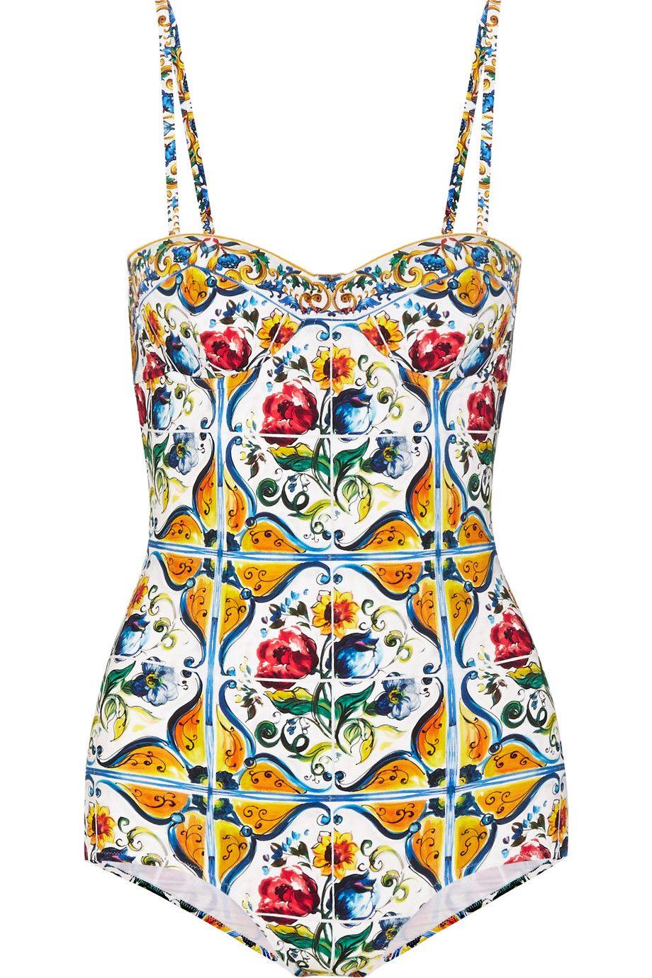 e62e33c8deca3 DOLCE & GABBANA . #dolcegabbana #cloth #swimsuit | Dolce & Gabbana ...