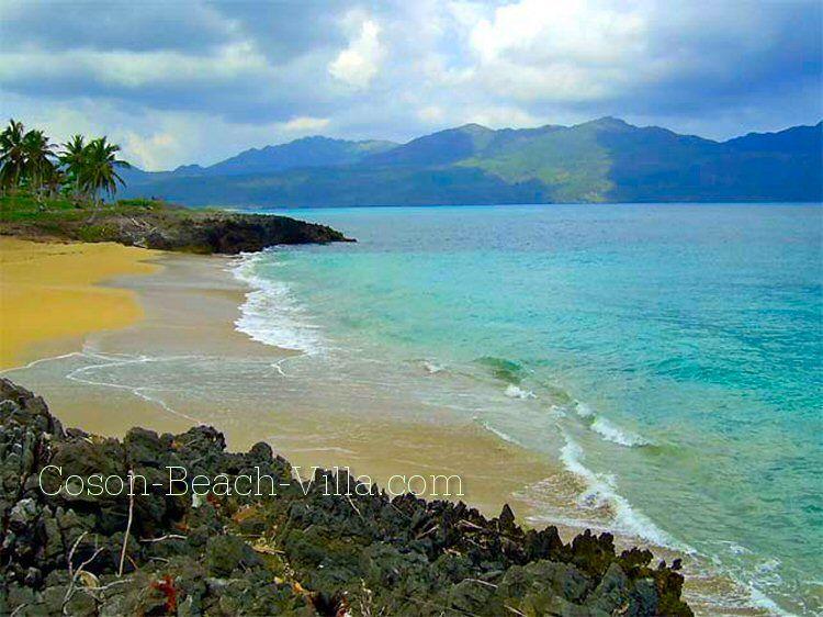 Dominican Republic Villa Al On Coson Beach
