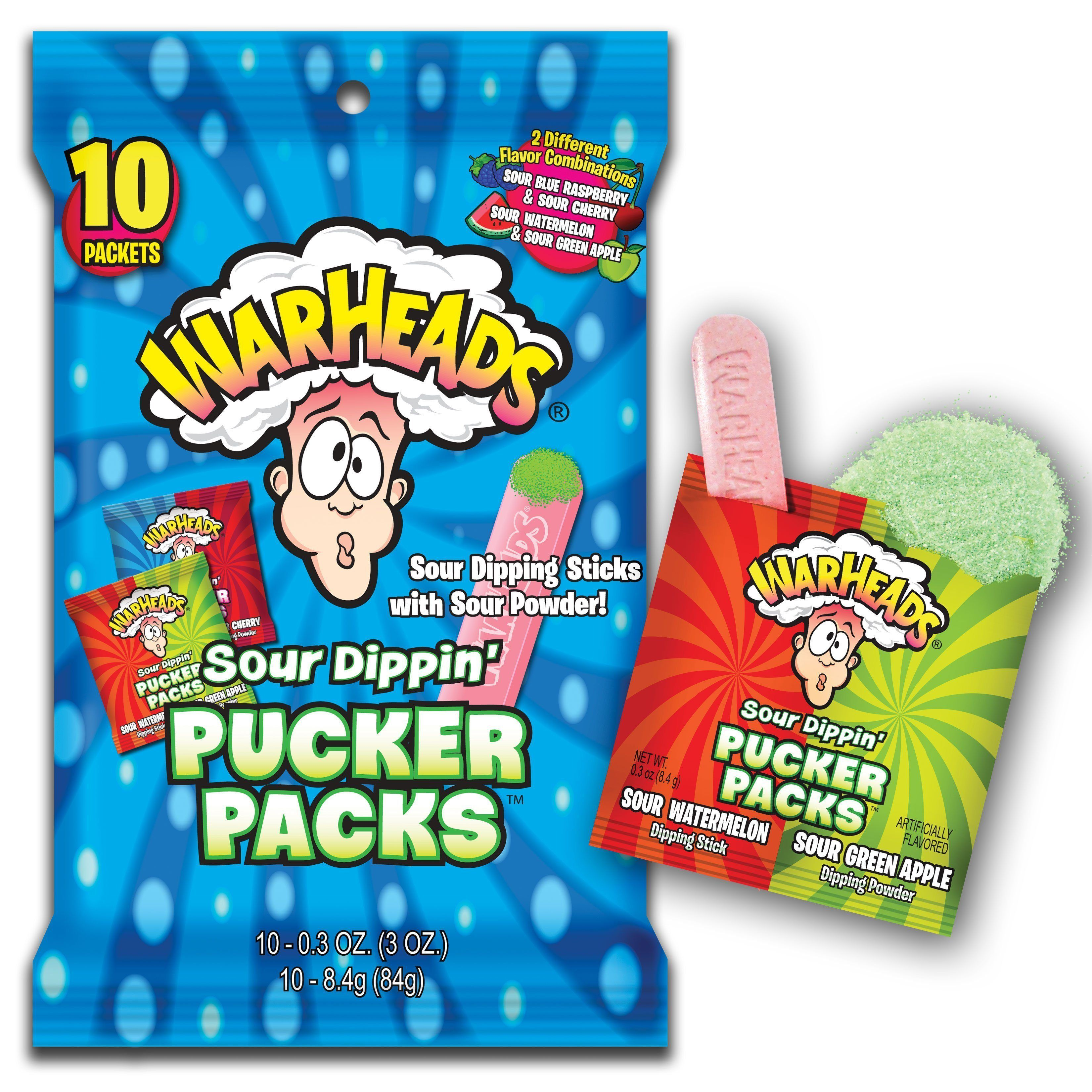 Warheads Sour Pucker Packs Beautiful Art Love Cute Bhfyp Birthday Cake Candy Chocolate Coffee Cottoncan Sour Candy Online Candy Store Online Candy